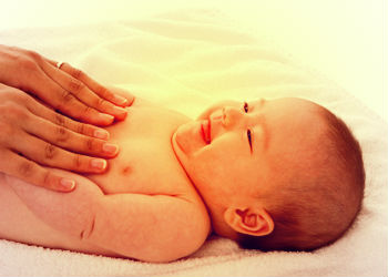 облекчение на бебешките колики