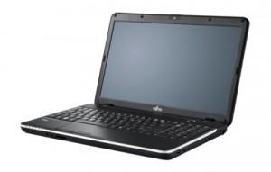 Fujitsu Lifebook AH512 - изглед отпред