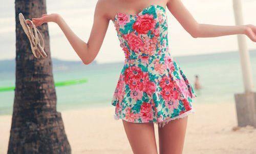 Дамски дрехи и обувки за лятото