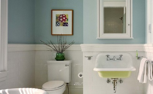 Как да обзаведем и декорираме банята, ако е малка