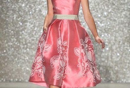 За повече чувственост, облечете се в розово!
