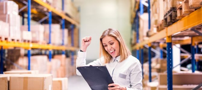 За нивото на предлаганите складове под наем
