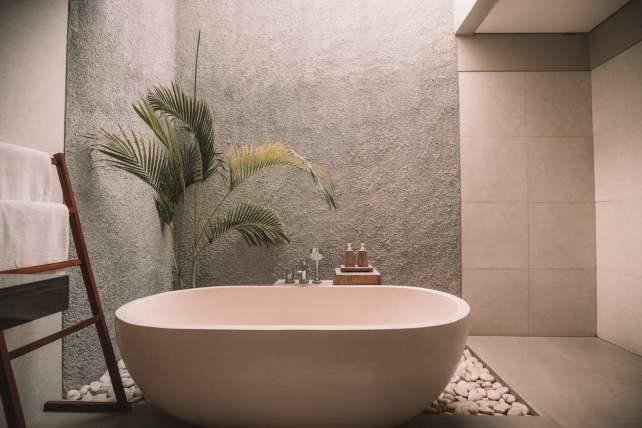 Цветове за модерна баня