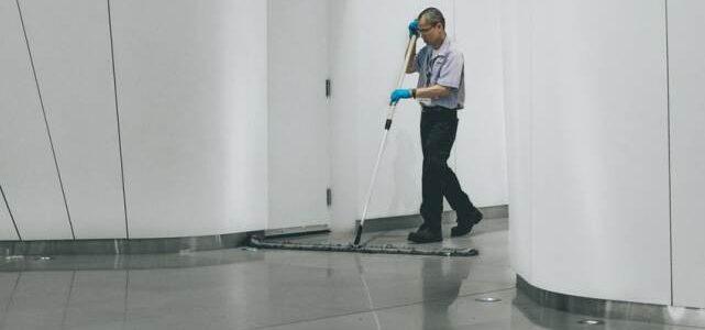 Как почистеният офис влияе върху работоспособността на служителите