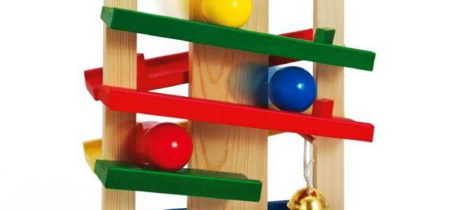 Дървената играчка – щастие за всяко дете