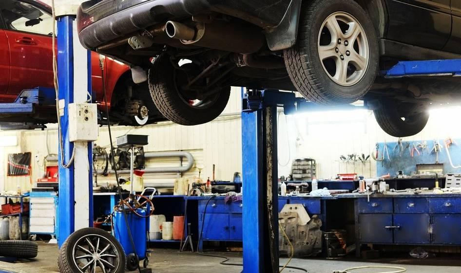 Счетоводство за сервизи за автомобили