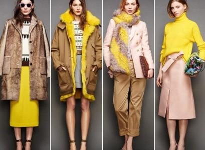 Модни обещания  за идният сезон