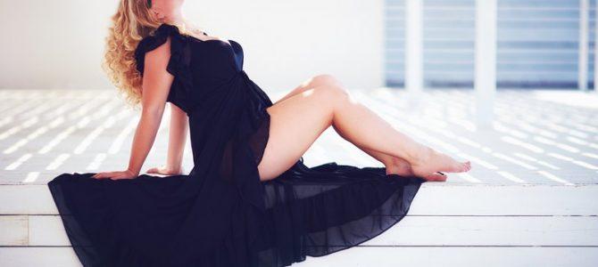 Макси рокли и ние прелестните дами